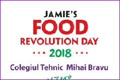 Gabriella Pascaru Bisi, foodrevolution ambassador, food revolution day 2018, 19 mai 2018, carrefour romania